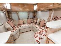 Bailey Retreat Caravan