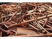 SCRAP METAL WANTED REMOVAL CLEARANCE WHITEHILLS RECYCLING BUY COPPER BRASS PLUMBER BUILDER ELECTRIC