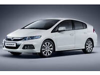 HONDA INSIGHT HYRBIRD PCO CAR FOR H I R E + U.B.E.R