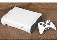 Xbox 360 Arcade - White Console