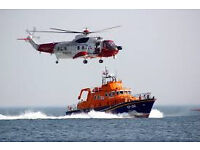 Safety At Sea UK Group - F Woodford MBE