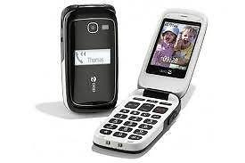 Doro Phone Easy 612 GSM Sim Free Mobile Phone........!!!!!!!! We are open 365 days