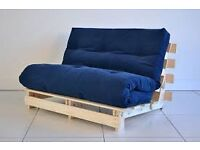 Ikea futon sofa bed hardly used in great condition