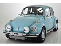Vw Classic Beetle Wanted - Cash Waiting