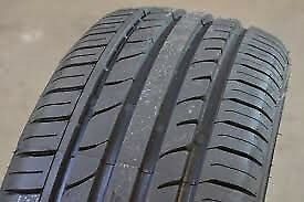 BRANDED PART WORN CAR TYRES - 225-55-17