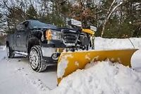 Snow removal downtown-Bedford-Clayton