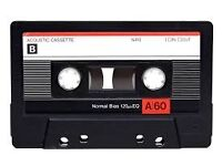 Audio Cassette Tapes Wanted By Collector - Rock, Metal, Pop, Folk, Blues - Cash Paid