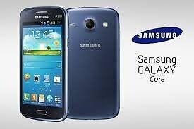 Samsung galaxy core i8260 unlocked any network ***brandnew condition***sale sale sale***