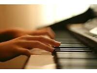 PIANO LESSONS J Wilson Bmus (Hons) LRam - Free Consultation lesson. Luton