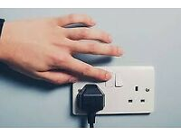 Electrician plumber 7 days no call out charge low cost repair showers flushers sockets lights etc