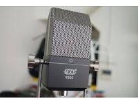 V900 Vintage Rare & Retro Condenser Microphone
