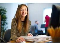 OFFICE ADMINISTRATOR JUNIOR VOLUNTEER WORK EXPERIENCE FUTURE POSSIBILITIES