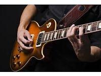 Cheap Beginner Guitar Lessons £14/h