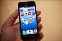Brand New Iphone 5 - Space grey - Works with Rogers/Chatr