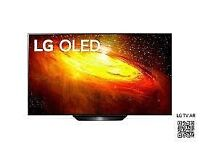 BRAND NEW LG OLED65CX5LB(2020)OLED HDR 4K UltraTV,65 inch,Freeview,Freesat HD, Dolby Atmos.RRP £1899