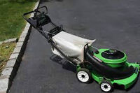 """WANTED - Lawn Boy chute + bag/hanger for 21"""" staggered"""