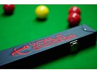 Sunday evening 19:00, World Snooker Championship Tickets