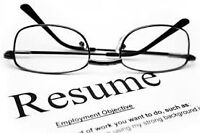 MD VERRIER'S RESUME WRITING