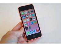 apple iphone 5c pink unlocked open o2 02 ee t mobile virgin tesco 3 vodafone any network