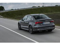 2016 AUDI S3 SALOON BREAKING FOR PARTS
