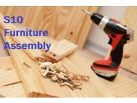 S10 Furniture Assembly
