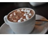 Cafe Vacancies - Christmas Temps