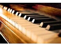 Piano and Vocal Tuition