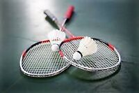 Looking for a male badminton friend