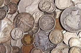 Thurs Oct26 Amherstburg-Buying All Coins + Unwanted Gold jewelry