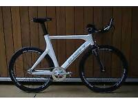 Planet x full carbon fibre tt