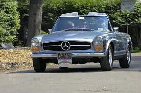 Wanted: Mercedes 280sl 1970 or earlier