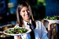 Experienced Servers and Line Cooks