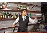 Arizona club is looking for a Barman and Waitresses @Marylebone