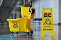 Janitorial Services, Office Cleaning Maintenance, Commercial