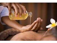 Deep tissue massage,Relaxing , Thai massage