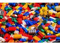 HUGE AMOUNTS OF LEGO WANTED