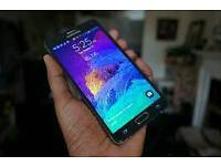 Samsung galaxy Note 4 in good condition great A 32GB Unlocked!