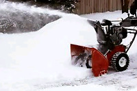 Professional Snow Clearing / Snow Removal / Salting