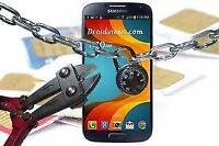 SAMSUNG UNLOCKINED YOUR CELL PHONE  $15.S2,S3,S4,S5 AND MORE....