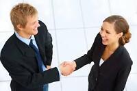 service à la clientèle temps plein ou partiel