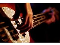 Bass guitar Lessons/ Cubase and music production Lessons