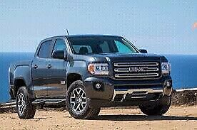 2016 GMC Canyon All Terrain 4x4