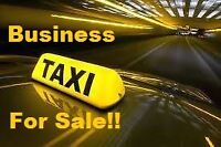 Taxi Business For Sale Owner Retiring!!