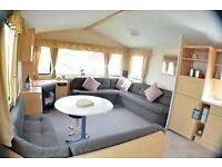 Static Caravan Sales - Southerness - not touring caravan - West of Scotland - Scottish borders