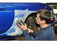 wanted car bodywork staff more then 5 years experience