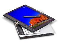 AMAZING QUALITY - Fujitsu LifeBook Tablet Notebook Pen Touchscreen - WINDOWS 10 Laptop