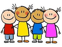 Registeted childminder with spaces available