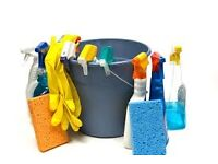 CLEANER AVAILABLE covering Pease Pottage+surrounding areas