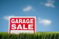 Indoor Winter Garage SALE ~ February on-going