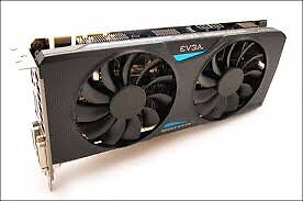 2 gtx 970ftw graphics cards for sale
